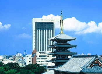 東京、浅草ビューホテルの写真