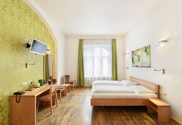 Hotel Mocca, Vienna, Double Room, Guest Room