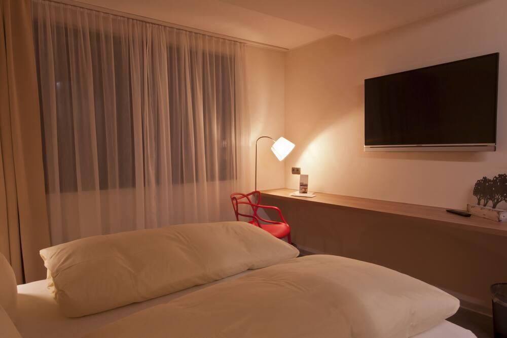 Comfort-Doppelzimmer, 1King-Bett, Nichtraucher, Stadtblick - Zimmer