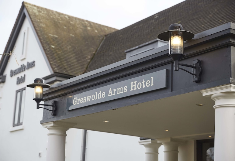 Greswolde Arms Hotel by Greene King Inns, Solihull, Entrada do Hotel