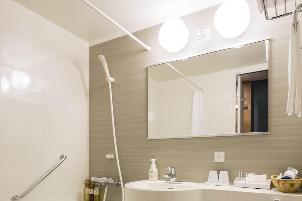 經濟雙人房, 非吸煙房 - 浴室