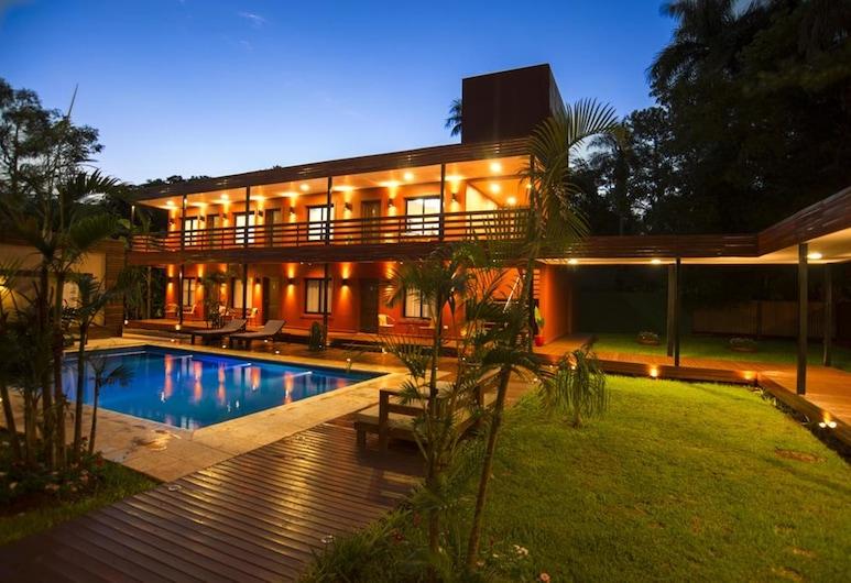 加伊瓜蘇海岸公寓飯店, 伊瓜蘇港, 游泳池