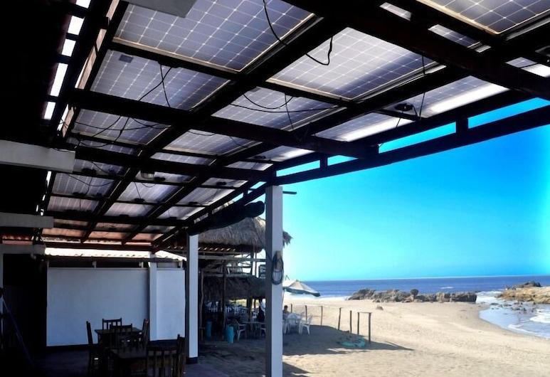 羅卡海灘酒店, Leon, 陽台
