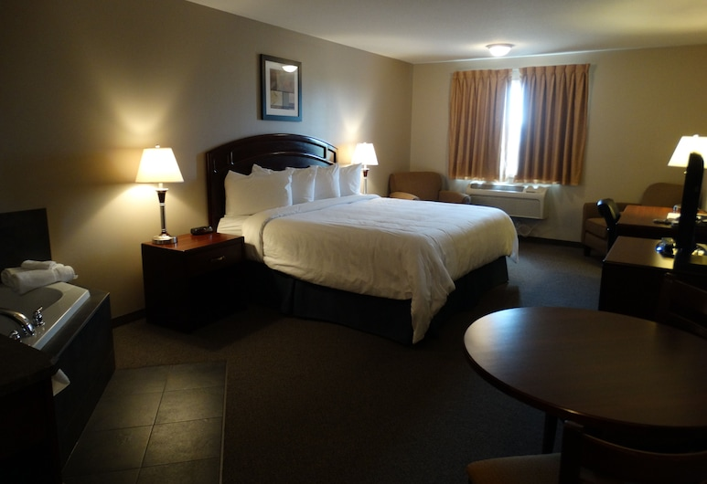 R&R Inn, Provost, Executive Suite, Guest Room