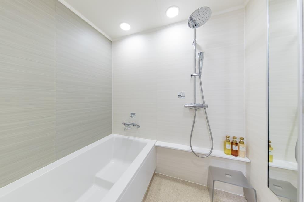 特級雙床房, 吸煙房 - 浴室