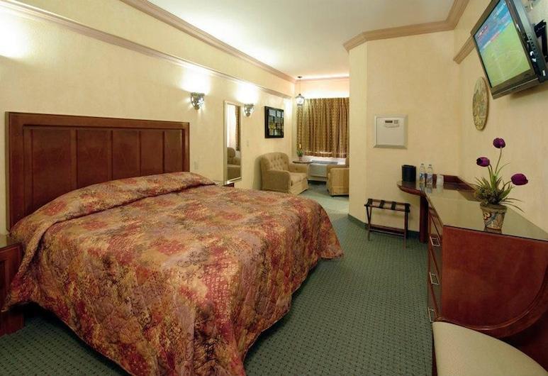Hotel Los Cedros de Delicias, ديليسياس, غرفة نزلاء
