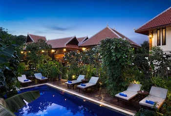 Malu Khmer Villa