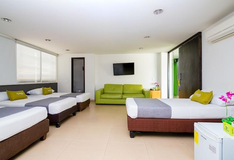 Ayenda 1415 Las Vegas Granada, קאלי, חדר משפחתי, חדר אורחים