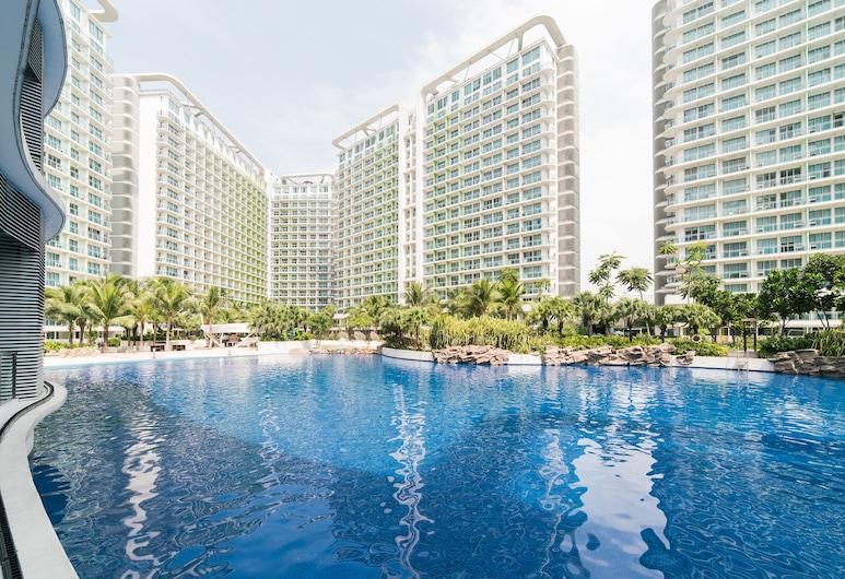 SIGLO SUITES @ The Azure Urban Resort Residences, Parañaque, Bazén