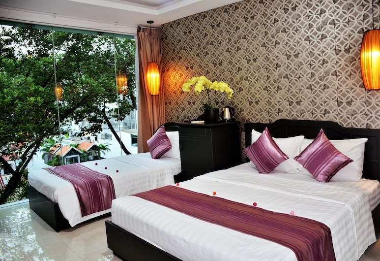 Senses Legend Hotel (Formerly Icon 36 Hotel), Ho Chi Minh City, Family Room, Guest Room