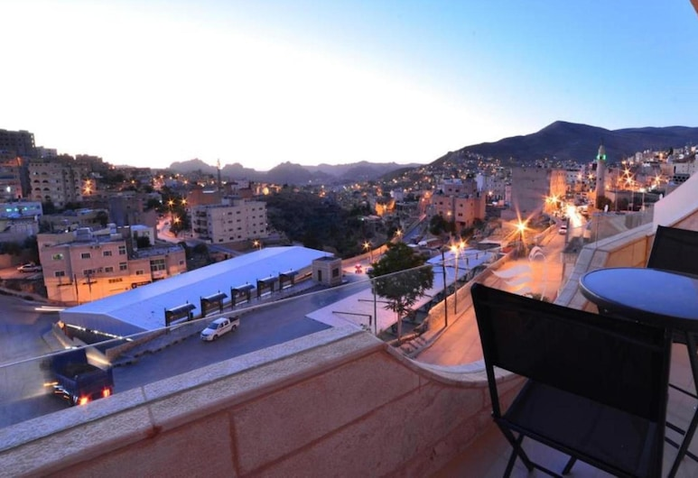 P Quattro Relax Hotel, Wadi Musa, Twin Room, Balkoni