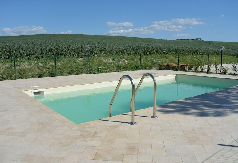Agriturismo dei Setteventi, Santa Luce, Vonkajší bazén