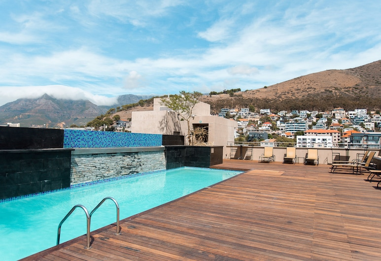 318 Cape Royale , Cape Town, Rooftop Pool