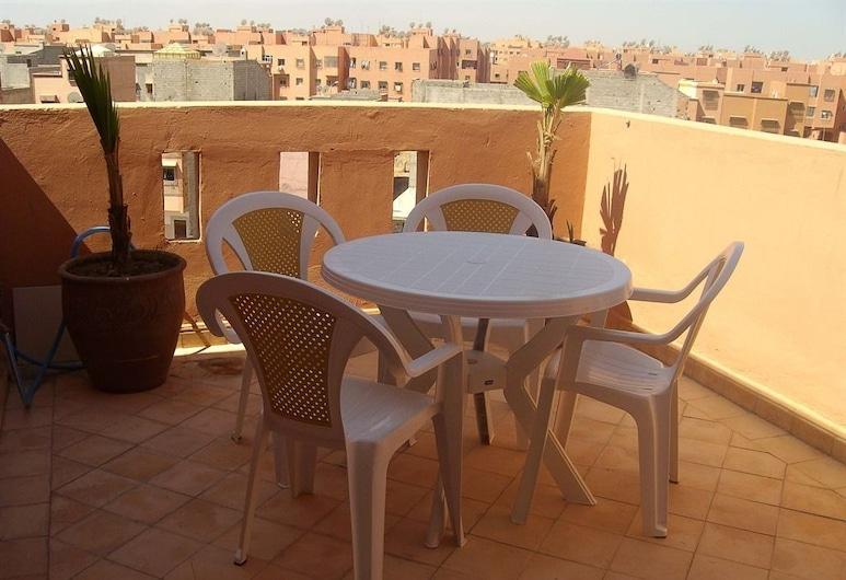 Apartement Aida, Marrakesch, Apartment, 1 Schlafzimmer, Terrasse/Patio