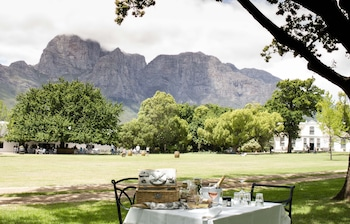 Picture of Boschendal in Franschhoek