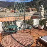 Apartment, 2Schlafzimmer, Stadtblick (Cavour - Via Marconi 4) - Terrasse/Patio