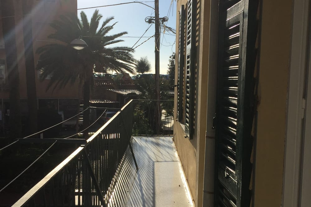 City-Apartment, 2Schlafzimmer, Balkon (Aurora - Via Zoppi 24) - Balkon