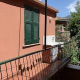 Comfort-Apartment, 2Schlafzimmer, Balkon (Chanel - Via Jacopo da Levanto 4) - Balkon