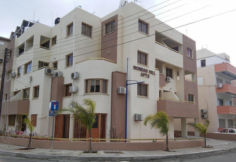 논다스 힐 호텔 아파트먼츠, 라르나카