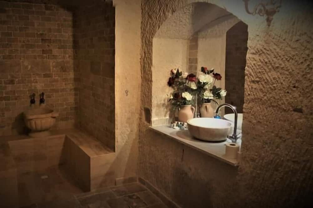 Luxe suite (Cave ) - Badkamer