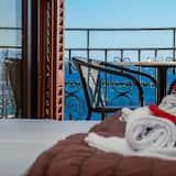 Standard Triple Room, 3 Katil Bujang (Single), Balcony, Sea View - Pemandangan Bilik Tamu