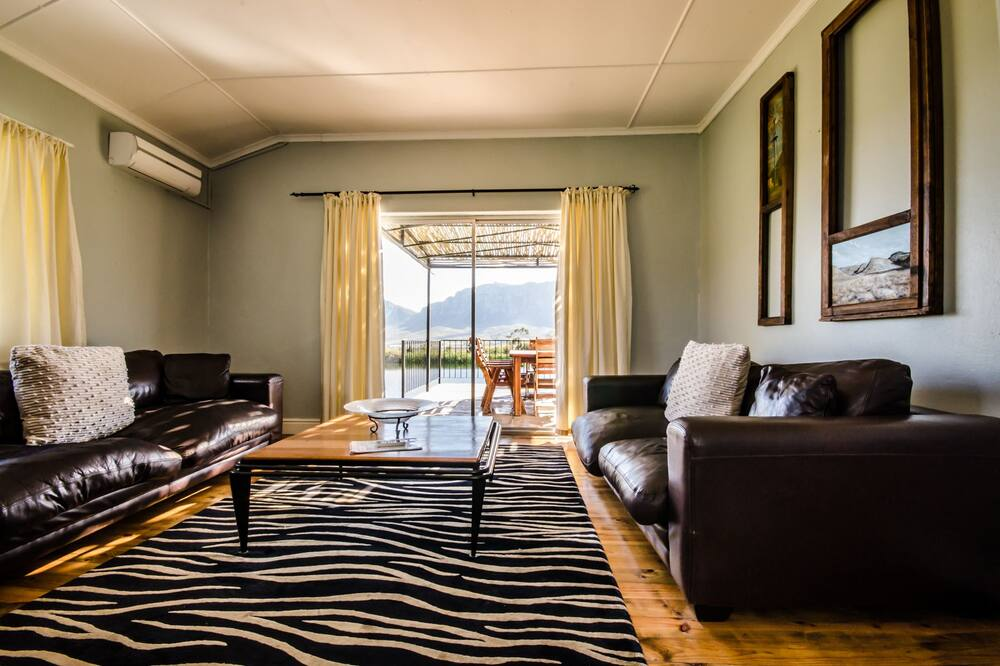 Cedarberg House  - Living Room