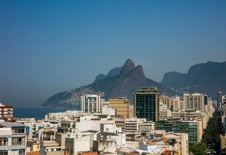 Best Western Premier Arpoador Fashion Hotel, Rio de Janeiro, View from Hotel