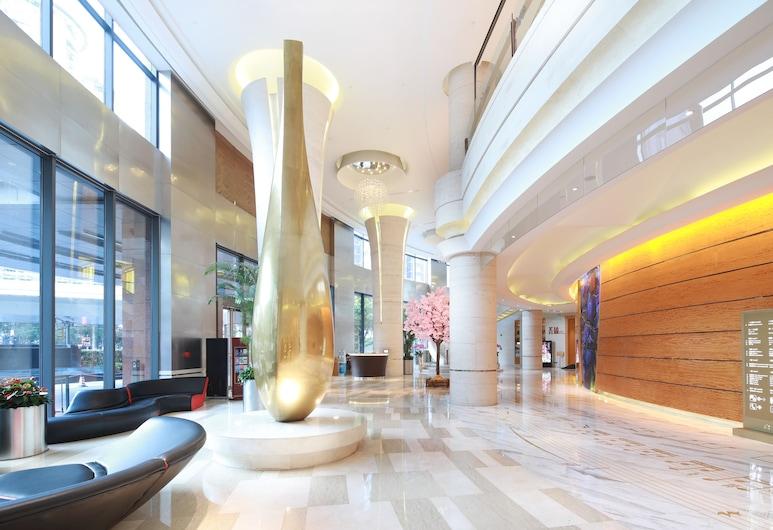 Hotel Nikko Shanghai, Shanghai, Lobby