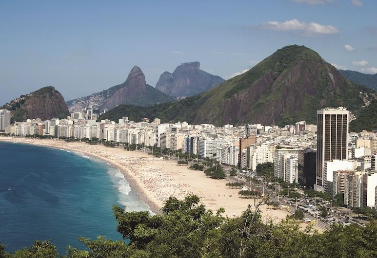 Best Western Plus Copacabana Design Hotel, Rio de Janeiro, Plage
