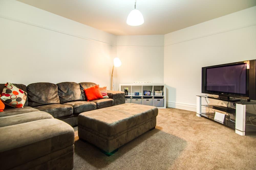 Dům typu Deluxe, 2 ložnice - Obývací pokoj