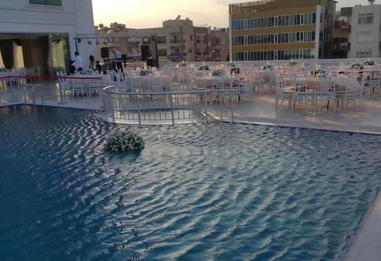Navona Hotel, Mersin, Vanjski bazen