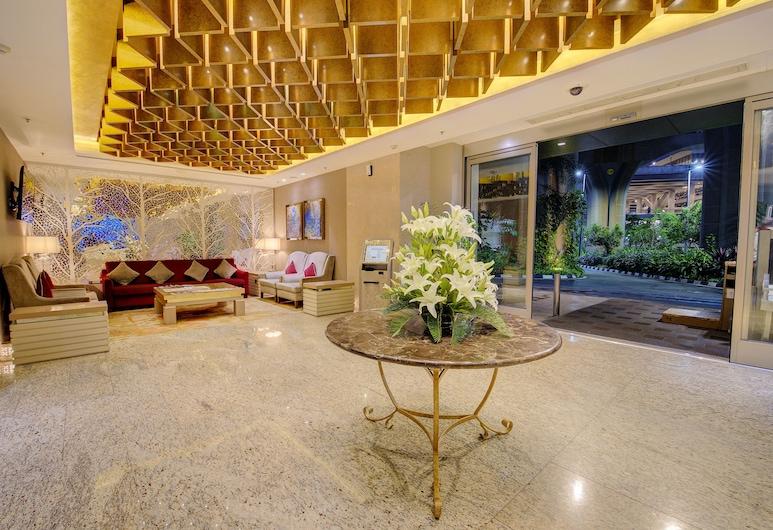 Niranta Transit Hotel Mumbai Airport, Mumbai, Lobby Sitting Area