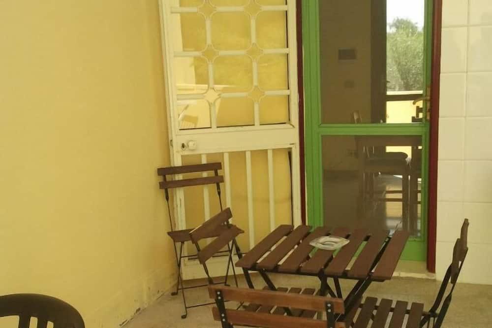 Appartement, 2 chambres (Davide) - Balcon
