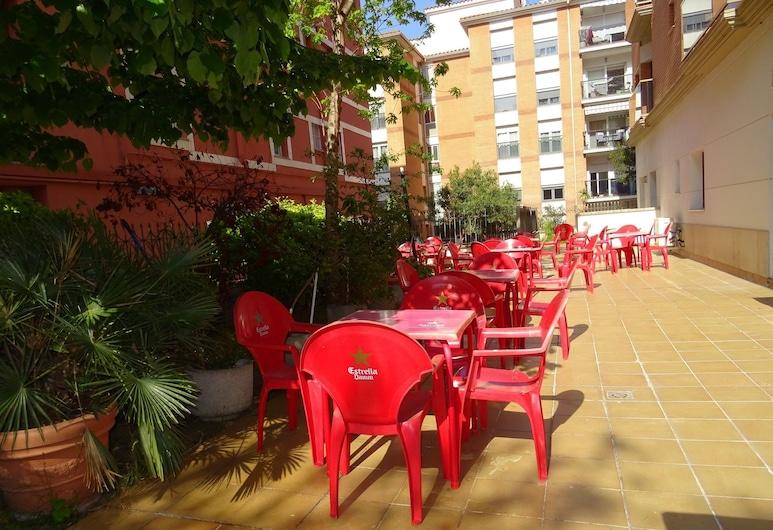 Apartamentos Selvapark, Lloret de Mar, Taras/patio