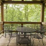 Executive-feriehus - 2 soveværelser - køkken - Terrasse/patio