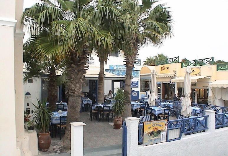 Hotel Asimina, Santorini, Outdoor Dining