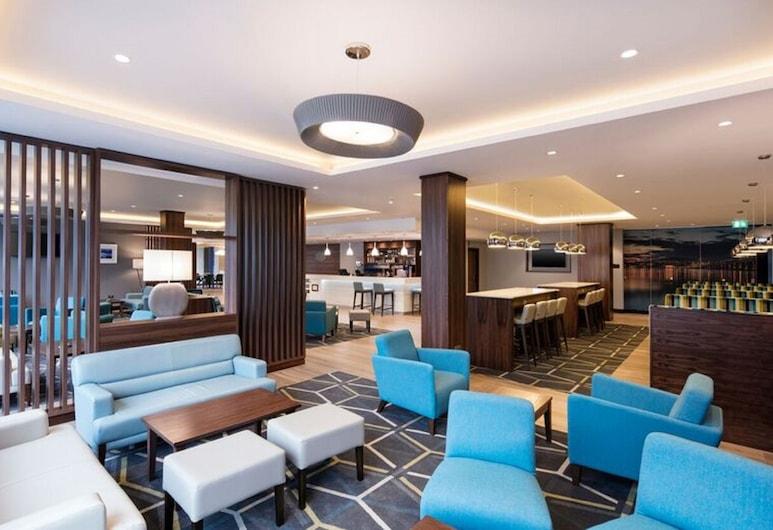 Hampton By Hilton Dundee City Center, Dundee, Lobby-Lounge