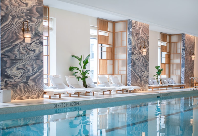 Four Seasons Hotel New York Downtown, New York, Svømmebasseng