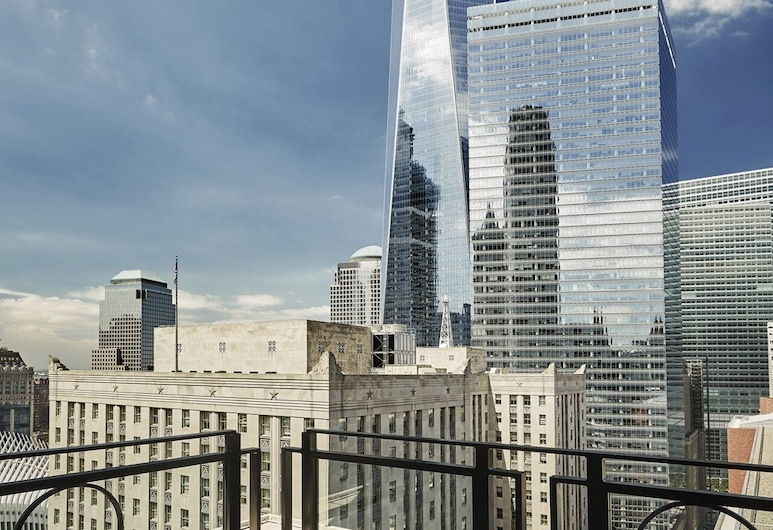 Four Seasons Hotel New York Downtown, New York, Suite (Barclay), Guest Room View