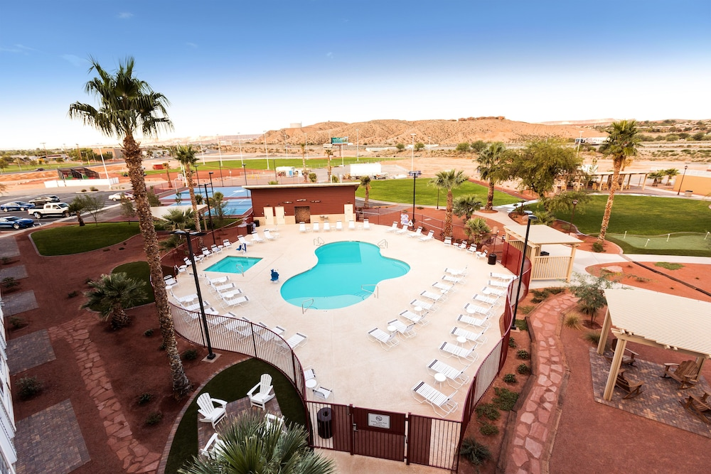 Rising Star Sports Ranch Resort Mesquite Outdoor Pool
