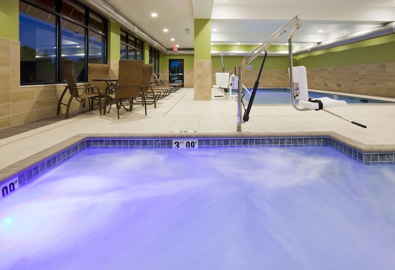 Hampton Inn Minneapolis-Roseville, Розвилль, Бассейн