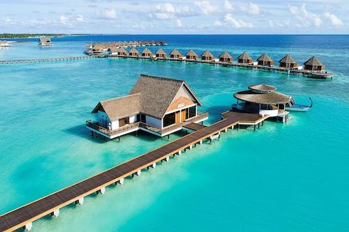 馬爾代夫美居庫迪都渡假村