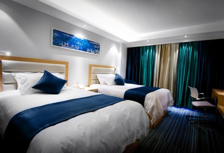 إل واي زيد بيزنس هوتل, ليما, غرفة تنفيذية لاثنين - سريران مزدوجان, غرفة نزلاء