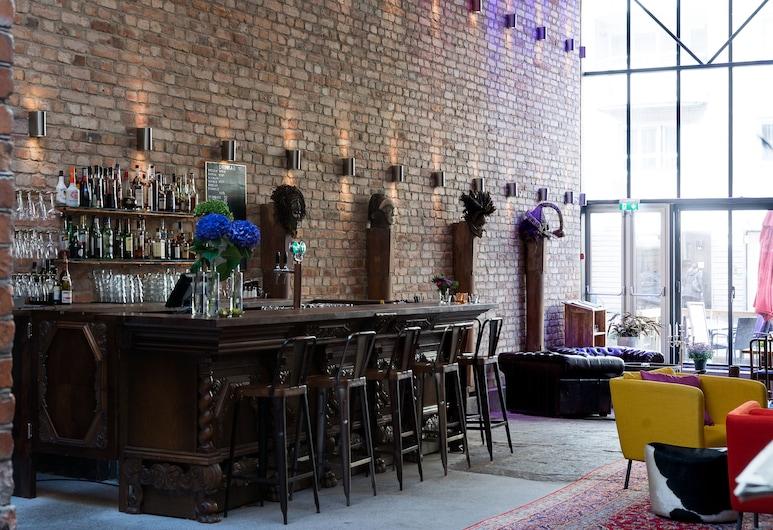 Hellstens Glashus, Stockholm, Hotelový bar