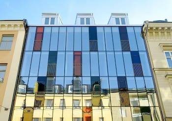 Selline näeb välja Hellstens Glashus, Stockholm