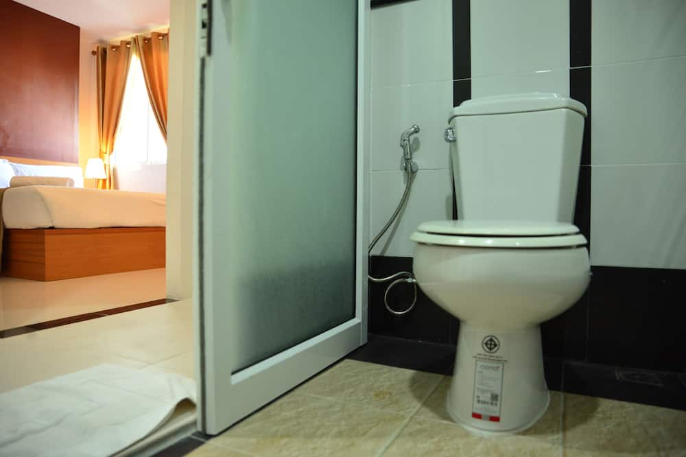 Deluxe Double Room, Free One-Way Airport Transfer - Casa de banho