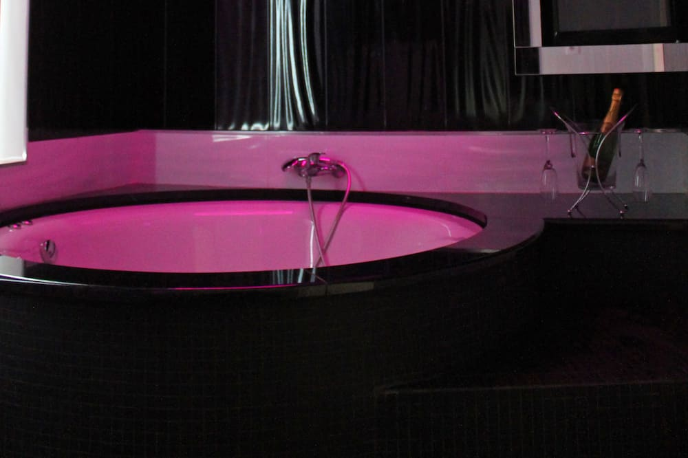 Superior - kahden hengen huone, Parveke - Kylpyhuone