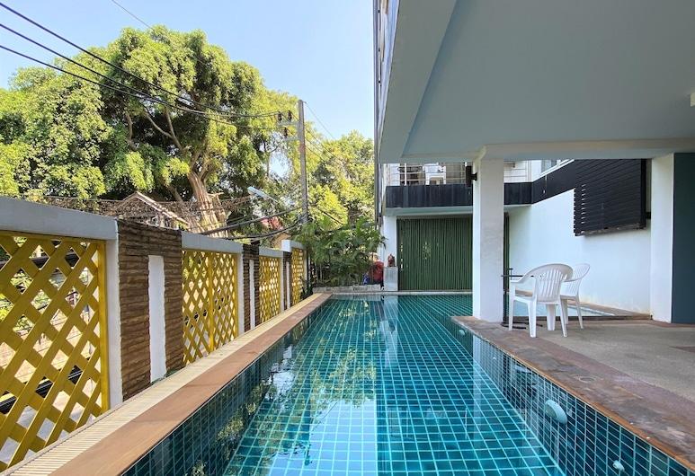 就是我住宅酒店, 巴東, 泳池