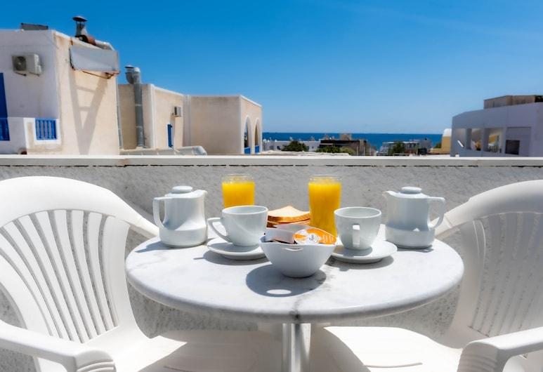 Join Us Low Cost Rooms, Santorini, Bovenaanzicht