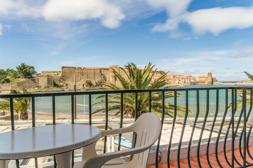 Panoramic Room, Sea View - Balcony